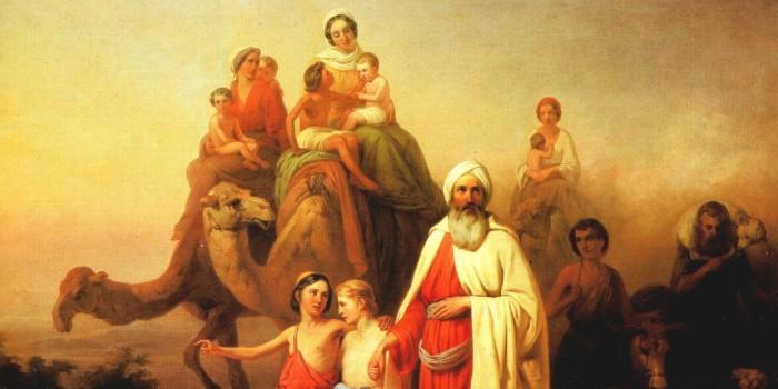 A 'BISSEL' OF TORAH Parashat Lech Lecha (Genesis 12:1 – 17:27)