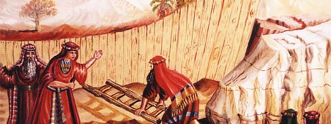 A 'BISSEL' OF TORAH Parashat Noach (Genesis 6:9 – 11:32)