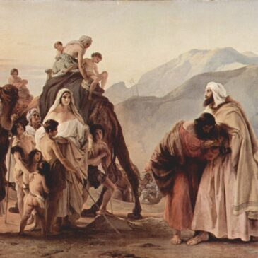 A 'BISSEL' OF TORAH Parashat Vayishlach  (Genesis 32:4 – 36:43)