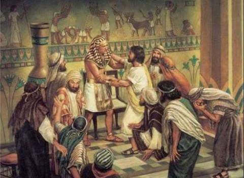 A 'BISSEL' OF TORAH Parashat Mikeitz  (Genesis 41:1-44:17)