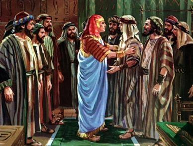A 'BISSEL' OF TORAH Parashat Vayigash (Genesis 44:18-47:27)